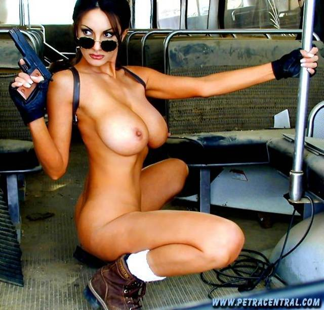 Lara croft game character nude this magnificent