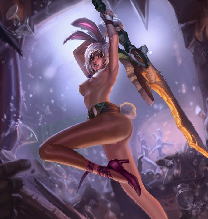 Riven - League of Legends