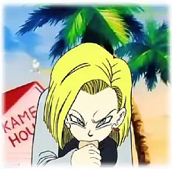 Android 18 - Dragonball