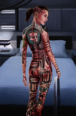Jack - Lovelymaiden - Mass Effect