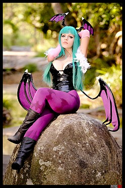 Morrigan - Moonfoxultima - Darkstalkers