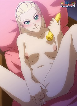 naked pictures of kasumi lurichiyo from bleach